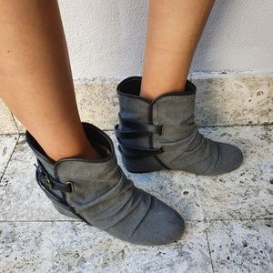 Aldo Wedge Bootie